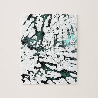 Paint Splatter Puzzle