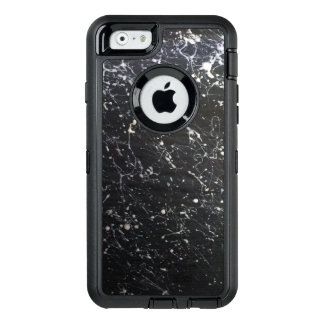 Paint Splatter Rugged | Black and White OtterBox iPhone 6/6s Case