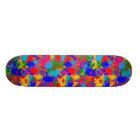 Paint Splatter Skateboard Deck