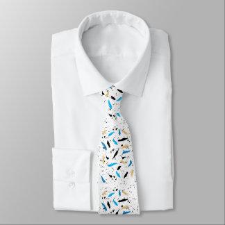 Paint Splatter Tie