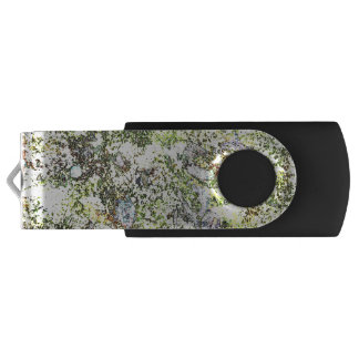Paint Splatter USB Flash Drive