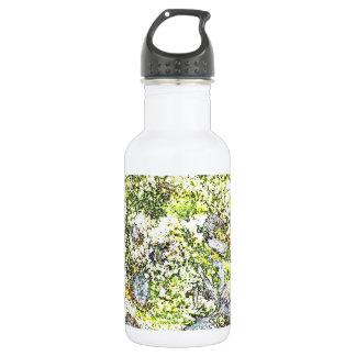 Paint Splatter Water Bottle