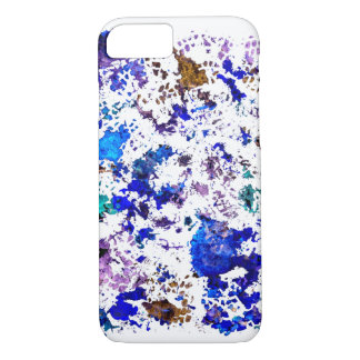 Paint Spots iPhone 7 Case