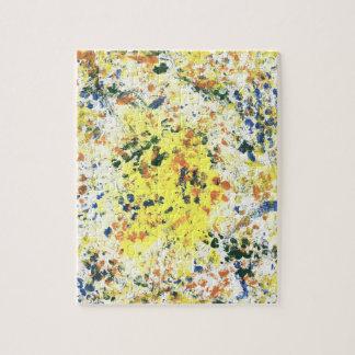 Paint Spots Puzzle