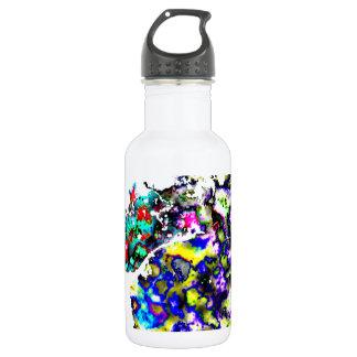 Paint Spots Water Bottle