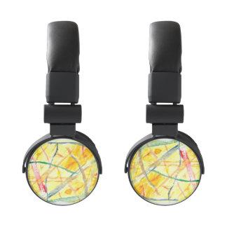 Paint Strokes Headphones