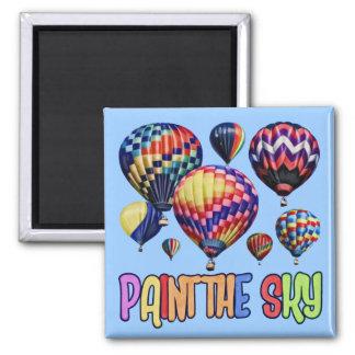 Paint The Sky Magnet