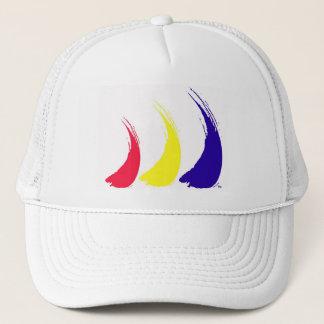 Paint-The-Wind Splashy Sails mesh cap