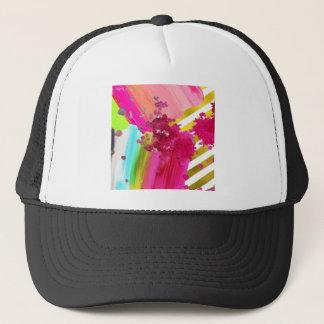 PAINT TRUCKER HAT