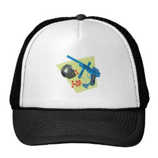 Paintball 3 trucker hat