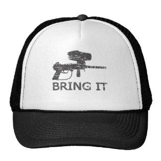 Paintball Bring it Trucker Hat