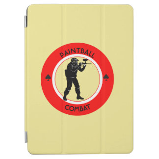 Paintball Combat iPad Air Cover