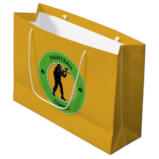 Paintball Combat Large Gift Bag