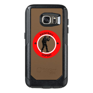 Paintball Combat OtterBox Samsung Galaxy S7 Case