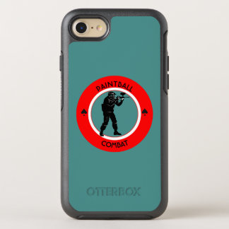 Paintball Combat OtterBox Symmetry iPhone 8/7 Case