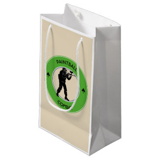 Paintball Combat Small Gift Bag