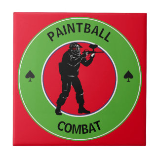 Paintball Combat Tile