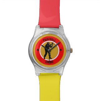 Paintball Combat Watches