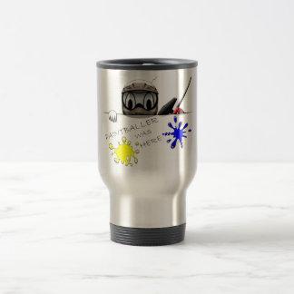 Paintball Gear Travel Mug
