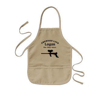 Paintball Gun Apron