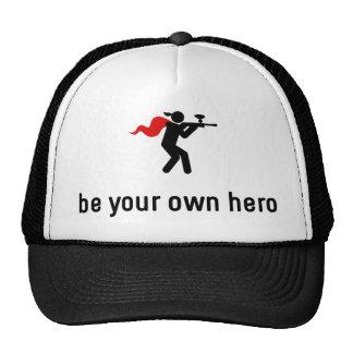 Paintball Hero Trucker Hat
