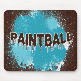 PaintBall Mousepad
