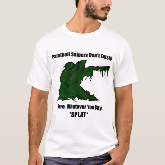 Paintball Snipers T-Shirt