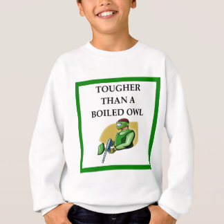 paintball sweatshirt