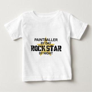 Paintballer Rock Star by Night Shirt