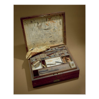 Paintbox of John James Audubon Poster