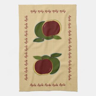 Painted Apples (foe) Towel