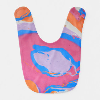 Painted Baby Bib