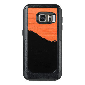 Painted Brick Wall OtterBox Samsung Galaxy S7 Case