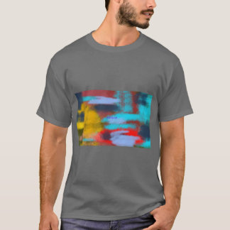 Painted colors T-Shirt