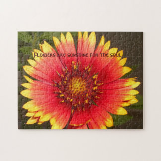 Painted Daisy Puzzle