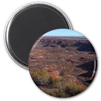 Painted Deserts Magnet