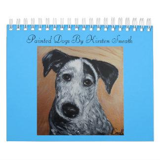 Painted Dogs Calendar