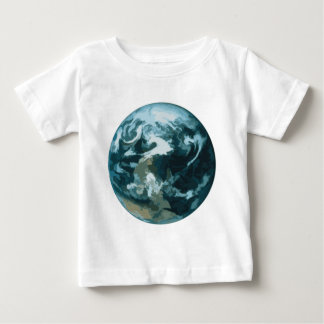Painted Earth Baby T-Shirt