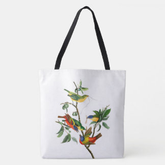 Painted Finch Tote