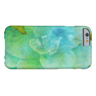 Painted Flower Barely There iPhone 6 Case