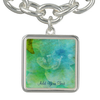 Painted Flower by Shirley Taylor Bracelets