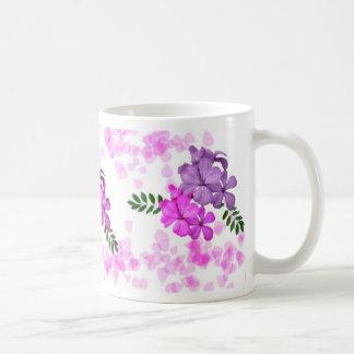 Painted Flowers Mug