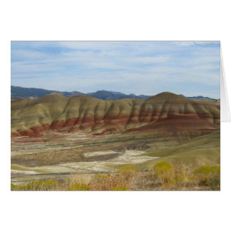 Painted Hills Card