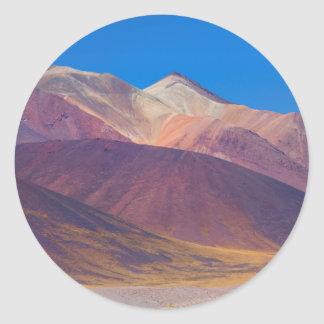 Painted Hills Classic Round Sticker