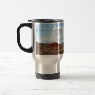 Painted Hills John Day Fossil Beds Oregon Mug