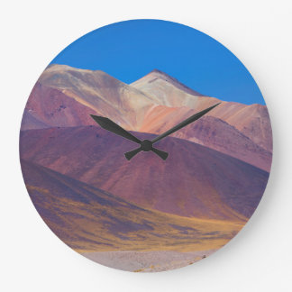 Painted Hills Large Clock