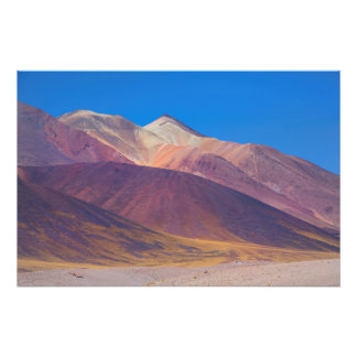 Painted Hills Photo Print