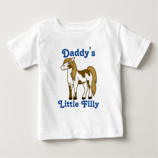 Painted Horse Baby T-Shirt