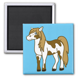 Painted Horse Magnet