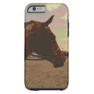 Painted Horse Tough iPhone 6 Case